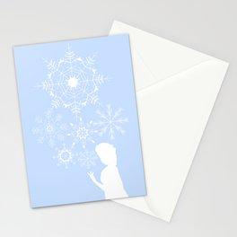 Minimalist Elsa Stationery Cards