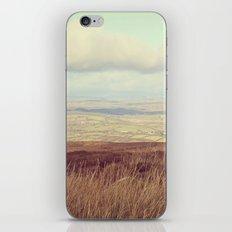Cotton Wool Sky iPhone & iPod Skin