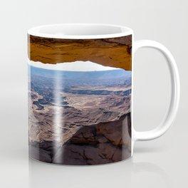 Mesa Arch - Canyonlands National Park Coffee Mug