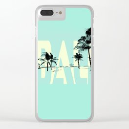 Bali Clear iPhone Case