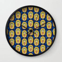 LaVirgencita Wall Clock