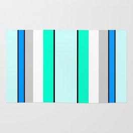 Aquafresh Curtains Rug