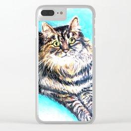 Munchkin Clear iPhone Case