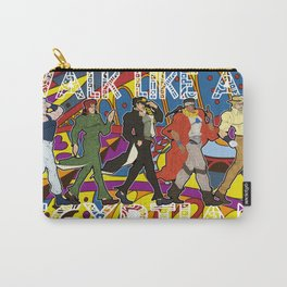 Walk Like an Egyptian Carry-All Pouch