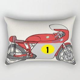 MV Agusta GP 500 Rectangular Pillow