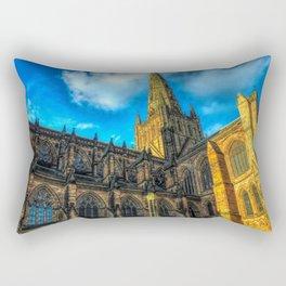Lichfield Cathedral Rectangular Pillow