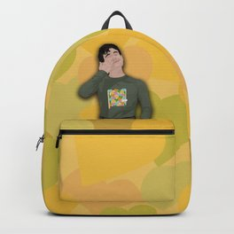 Connor Franta Hearts Backpack