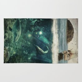 WATER WORLD Rug