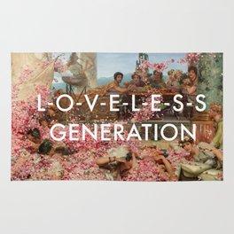 The Roses of the Loveless Rug