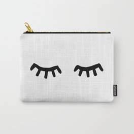 Tired Eyes Carry-All Pouch