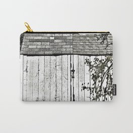 WHAT'S IN THE SHED! Carry-All Pouch
