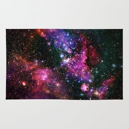 Outer Space Two Rug