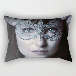 Ana Steele - Fifty Shades Darker Rectangular Pillow