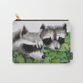 Masked Bandits Carry-All Pouch
