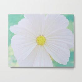 Botanical Flower Metal Print