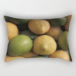 LemonLime Rectangular Pillow