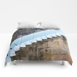Under the blanket Comforters