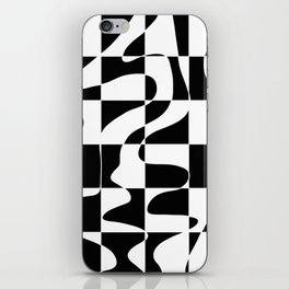 It's Not Always So Black And White iPhone Skin