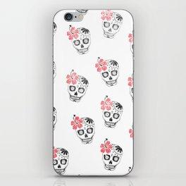 Pretty Skulls iPhone Skin