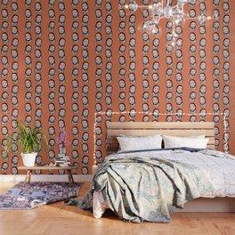 Posty Pattern Wallpaper