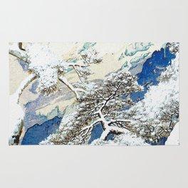 The Snows at Kenn Rug