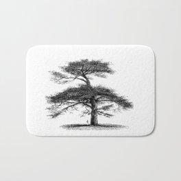 Big tree Bath Mat