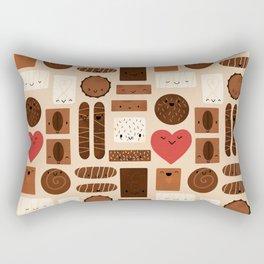 Box Full of Love Rectangular Pillow