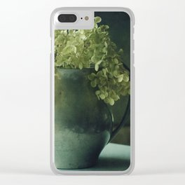 Be still 2 Clear iPhone Case