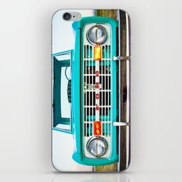 1976 Ford Bronco Ranger iPhone Skin