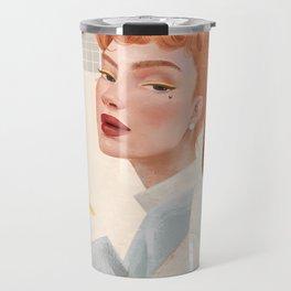 Crepe Travel Mug