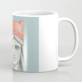 Liberty in PINK skyblue Coffee Mug