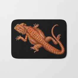 Bearded Dragon 2 Bath Mat