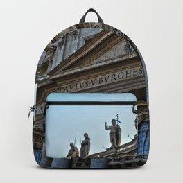 Vatican City Backpack