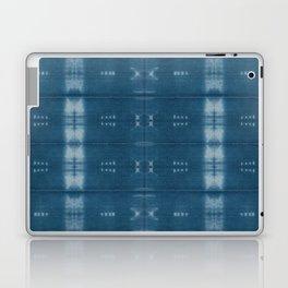 Adire mud cloth Laptop & iPad Skin