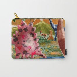 Happy dinos Carry-All Pouch