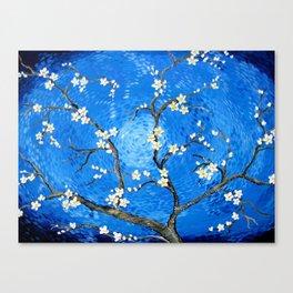 A Salute to Van Gogh Canvas Print