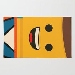 LEGO - Emmet  Rug
