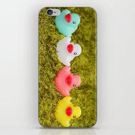 Duck tales a woooooooo iPhone Skin