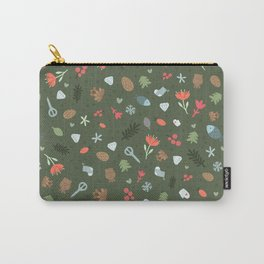 Ethnic Yakutian pattern Carry-All Pouch