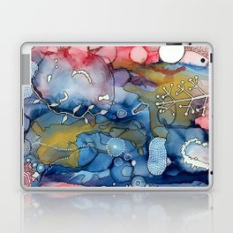 Reef of Rose and Prussian Laptop & iPad Skin