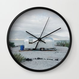 Mexicoast Trailer Life Wall Clock