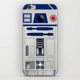R2D2 Robot iPhone Skin
