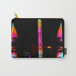 Glowing Lights Carry-All Pouch