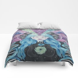 Dimensions of Nebular Awareness Comforters