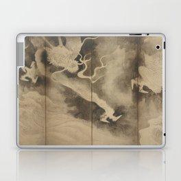 Dragons and Clouds by Tawaraya Sotatsu (俵屋 宗達) Laptop & iPad Skin