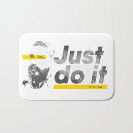 Just do it like Shia does Bath Mat
