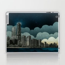 And the Embers Never Fade Laptop & iPad Skin