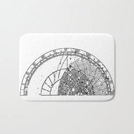 Astrolabe Bath Mat