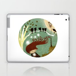 KidNappiNg a liTtle sTAR Laptop & iPad Skin