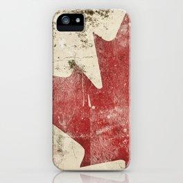 canadiana iPhone Case